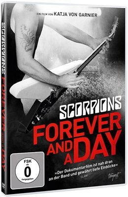 Scorpions - Forever And A Day (Deluxe Edition) (2015)