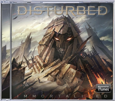 Disturbed - Immortalized (Deluxe Edition) (2015)
