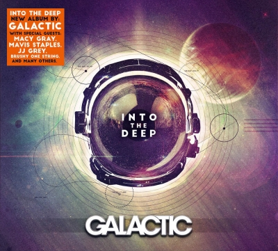 Galactic - Into The Deep (2015)