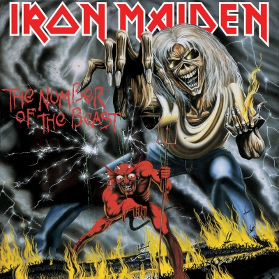 Iron Maiden - The Number Of The Beast (1982) [Vinyl-Rip, 24bit/192kHz]