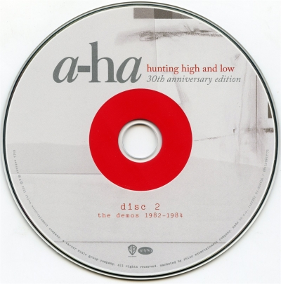 A-Ha - Hunting High And Low (1985) (Reissue 2015)