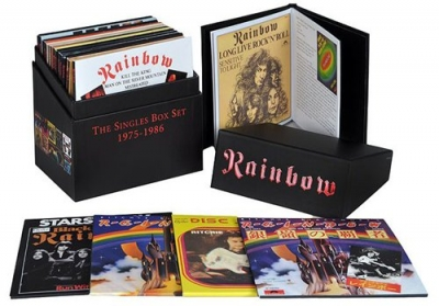Rainbow - The Singles Box Set 1975-1986 (2013)