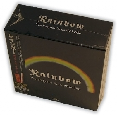 Rainbow - The Polydor Years 1975-1986 (2007) [Japan]