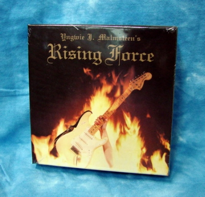 Yngwie J. Malmsteen - Rising Force - «VI Japan SHM-CD» (1984-1990)